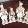 Chinese wood Carved Warriors??