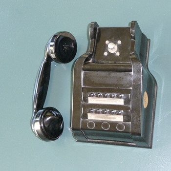 Unknown Intercom - Telephones