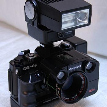 Chinon CE-4s - Cameras