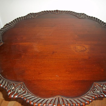 charak furniture pie table