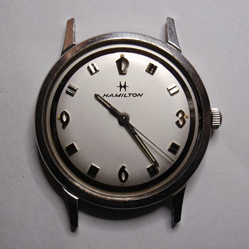 "1968 Hamilton ""Sea-Rover 3""  stainless steel case"