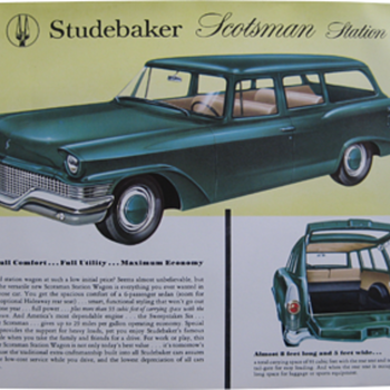 Studebaker Scotsman - Classic Cars