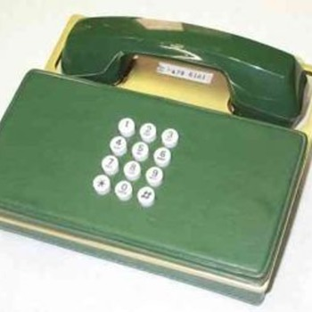 WE Elite I with Round Buttons (2930A) - Telephones