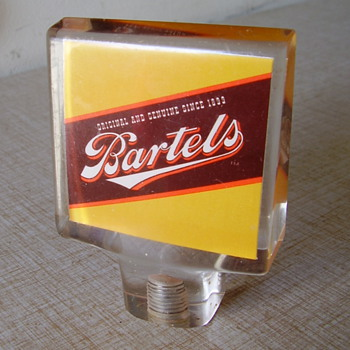 Vintage Beer Items