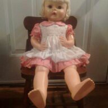 1964 HORSMAN 15 INCH DOLL