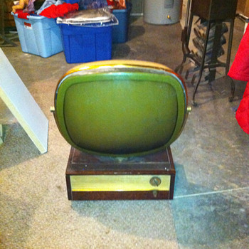 Ealry 50&#039;s Philco Predicta TV