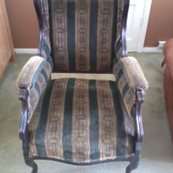 Great Grandparents Chairs - Furniture