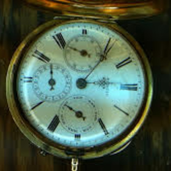 Unknown Watch from the 1850's - Pocket Watches