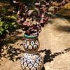 Middle Eastern Hand painted Vase