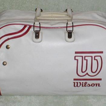 Vintage Wilson Sport Bag