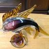 Stunning vintage Murano sword fish
