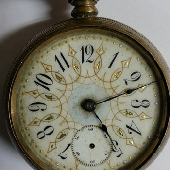 interesting watch - Pocket Watches
