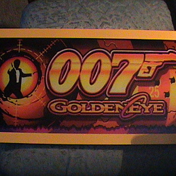 Oo7 Goldeneye - Coin Operated