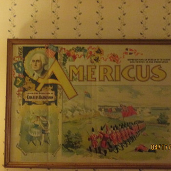 My Circus Poster from 1894 - Posters and Prints