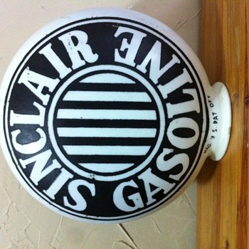 Sinclair Gasoline Globe - Signs