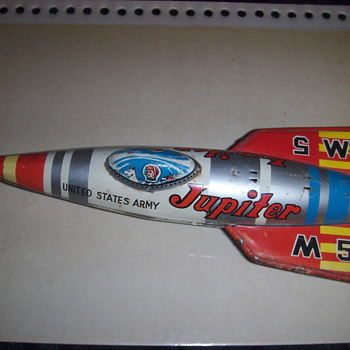 toy us navy rocket ship - Toys