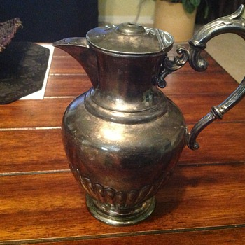 Tea pot? - Sterling Silver