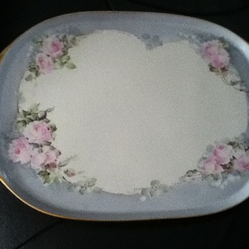 Bedroom Dresser Tray - China and Dinnerware