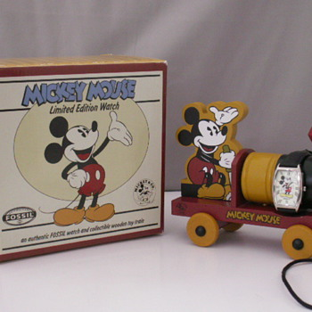 Mickey Mouse Limited Edition by Fossil - Wristwatches