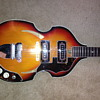 60's Tiesco Violin Guitar