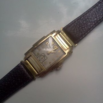 "Bulova ""Doug Corrigan"" - Wristwatches"