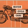 1960 Castrol Oil Motor Cycle Care Guide
