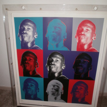 My first find: Jordan Pop Art - Posters and Prints
