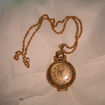 I found this Mondaine Pocket Watch in my Old boxes of Jewelry - Pocket Watches