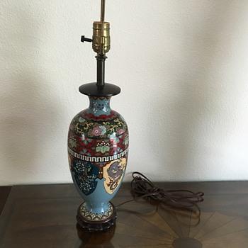 Lamp, Late Meiji period 1880-1900 - Lamps