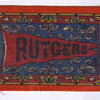 tiny college throw rugs