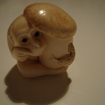 ivory netsuke 