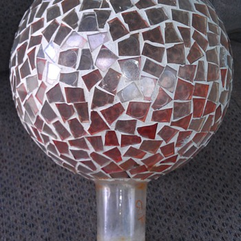 Glass Lamp Globe - need help with style???