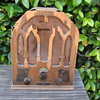 Unrestored Remler 21-3 Cathedral Tube Radio 1932