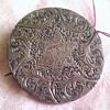1853 Silver Half Dollar ~Love Token~