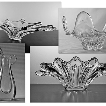 (Mostly) French Art Glass Collection Part 2 - Art Glass