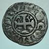 Denier of Fulk IV and/or V - King of Jerusalem & Count of Anjou