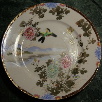 Japanese Plate? - Pottery