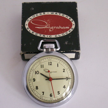 Ingraham Sweepster - Pocket Watches