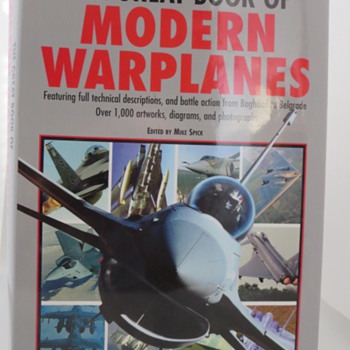 Modern Warplanes  - Books