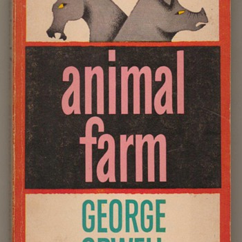1959 - Animal Farm - Books