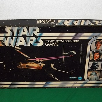 Star Wars: Escape From Death Star Game (1977)