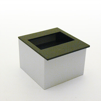 CLAP ashtray, unknown designer (Flamagás, ca. 1970)