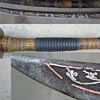 swords of Myanmar generals