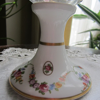 Schumann Vintage Candle Holder - China and Dinnerware