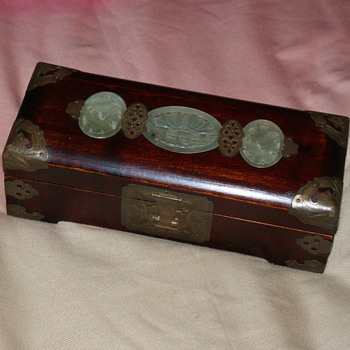Asian Jewelry Box