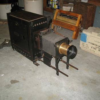 Beseler No. 8198 - Cameras