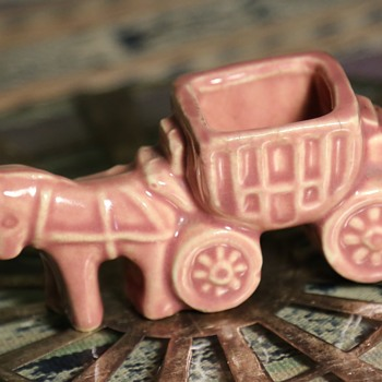 Horse Cart Figurines  - Figurines