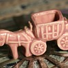 Horse Cart Figurines