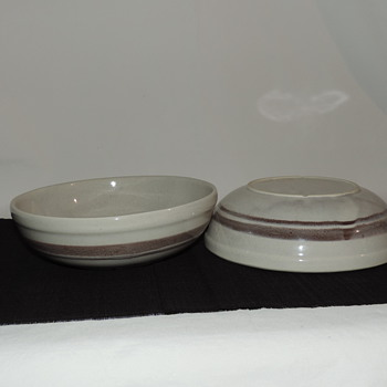"Lancaster Colony McCoy 8"" Serving Bowls - Pottery"