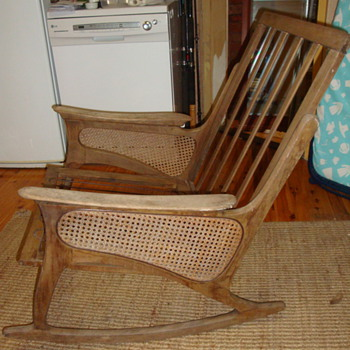 My favorite rocking chair...